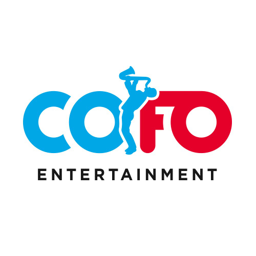 COFO Entertainment - Logo Redesign und Corporate-Design (2018)