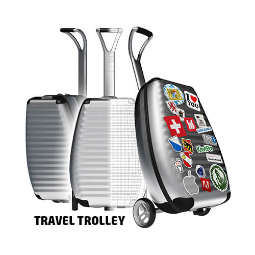Design Concept Travel Trolley (2016)
